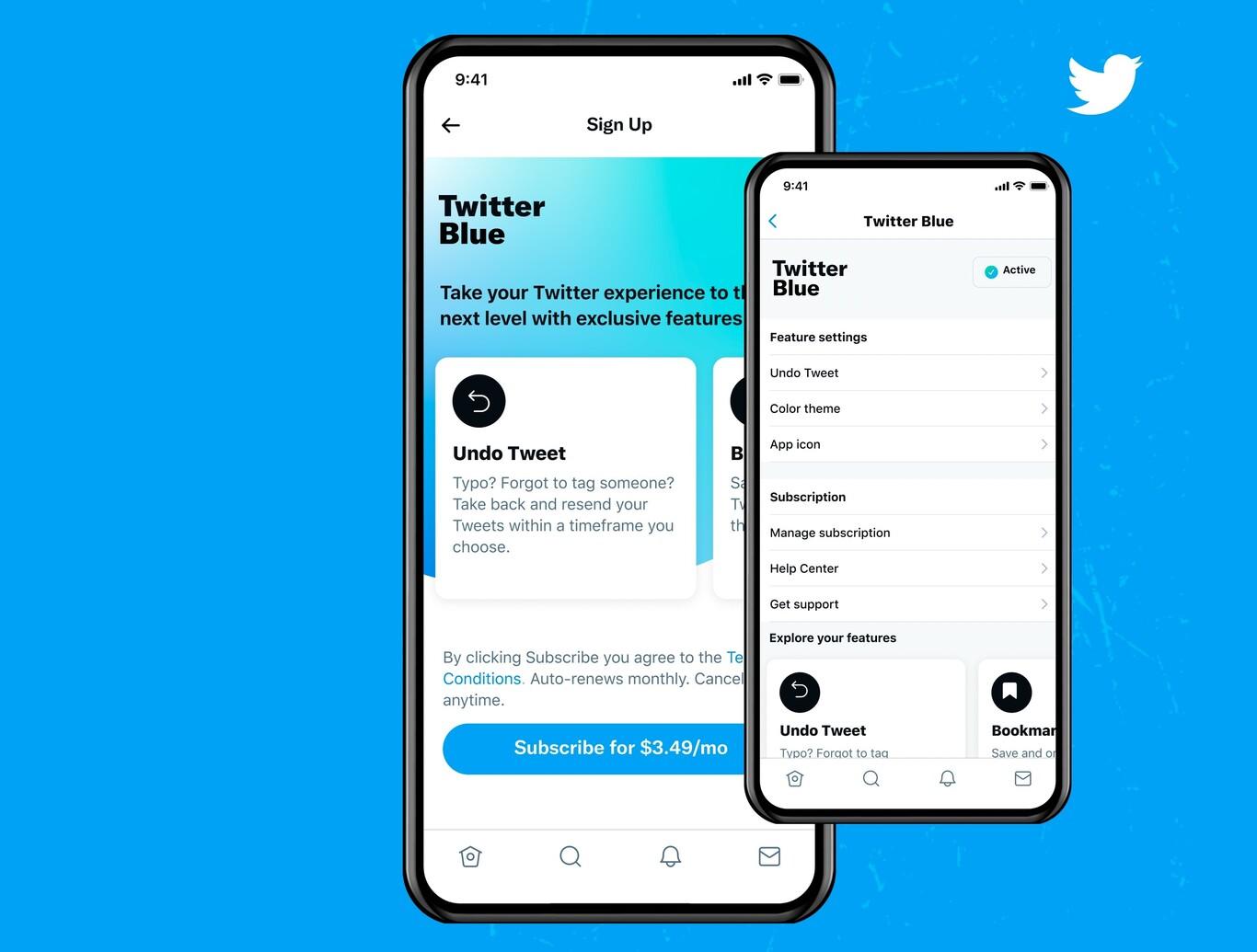 טוויטר בלו, השירות הראשון בתשלום בתולדות טוויטר, מציע שלל יתרונות, השאלה היא מי ישלם עבורם