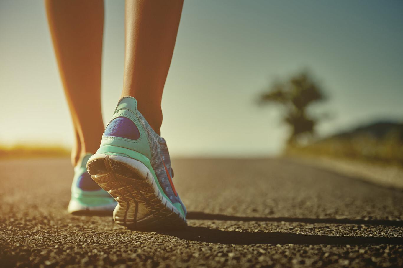 הליכה טובה לבריאותך, הליכה מהירה טובה יותר
